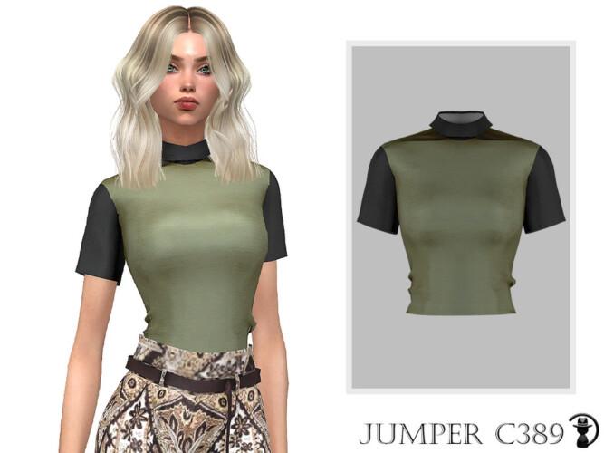 Jumper C389 By Turksimmer