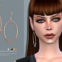 Dagmara Earrings V2 By Sugar Owl