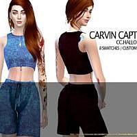 Hallo Top Set By Carvin Captoor
