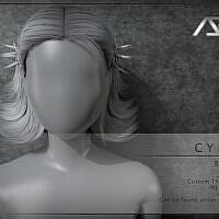 Cyber (bangs L) By Ade_darma