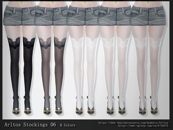 Stockings 06 By Arltos