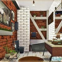Sea Stories Bathroom By Danuta720
