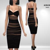Aurora Dress By Puresim