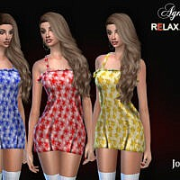 Agniassa Dress By Jomsims
