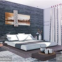 Margo Bedroom By Moniamay72