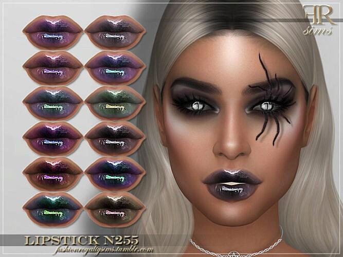 Frs Lipstick N255 By Fashionroyaltysims