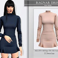 Ragnar Dress By Katpurpura