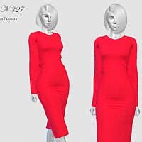 Dress N 327 By Pizazz