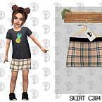 Skirt C384 By Turksimmer