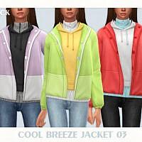 Cool Breeze Jacket 03 By Black Lily