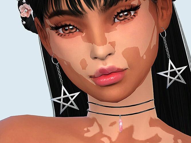 Skin Detail Vitiligo Set No. 2 By Saruin