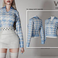 Outfit (sweater) P44 By Busra-tr