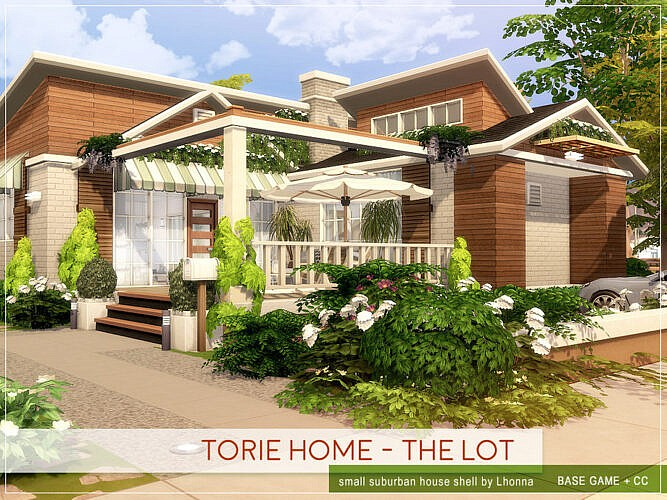 Torie Home By Lhonna