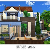Alicia House By Ray_sims
