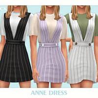 Anne Dress By Black Lily
