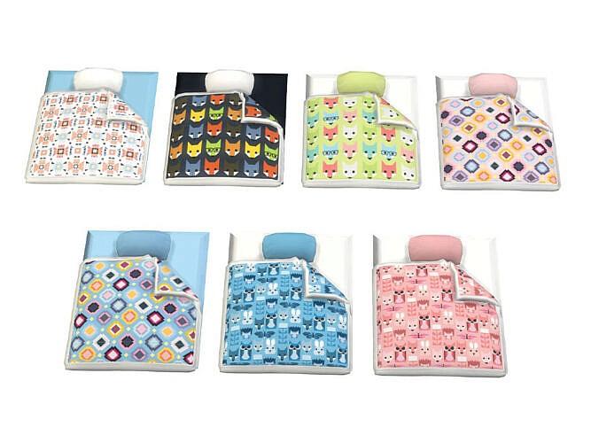 Functional Toddler Sleeping Mat By Pandasamacc