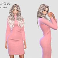 Dress N 336 By Pizazz