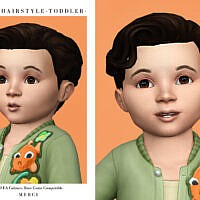 Kevin Hairstyle Toddler By Merci