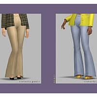 Victoria Pants By Merci