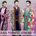 Sakura Formal Kimono By Simmiev