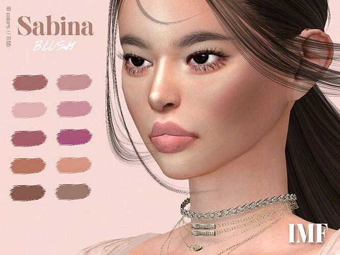 Imf Sabina Blush N.66 By Izziemcfire