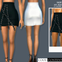 Skirt 1 By Sims2fanbg