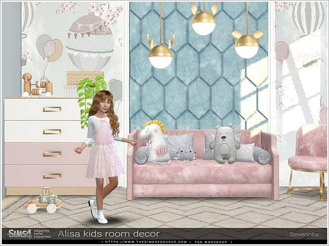 Alisa Kidsroom Decor By Severinka