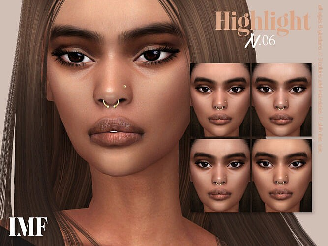 Imf Highlight N.06 By Izziemcfire