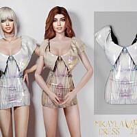 Mikayla Dress Vip21 By Turksimmer
