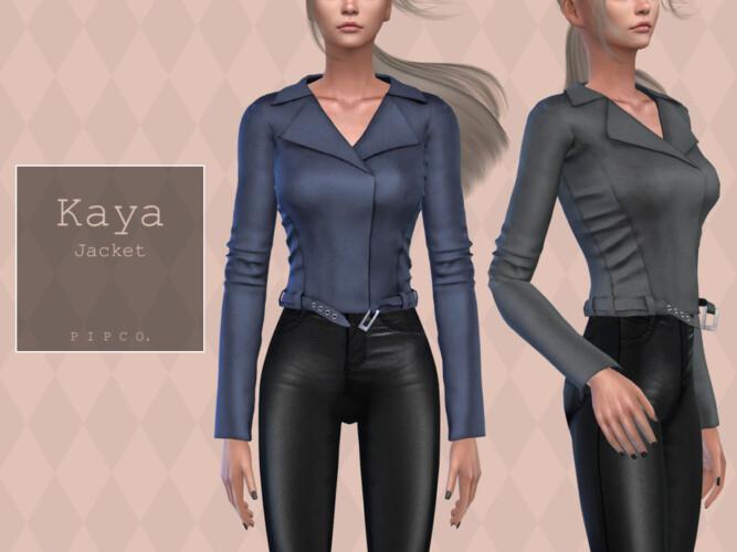 Kaya Jacket By Pipco