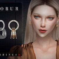 Earrings 44 By Bobur3