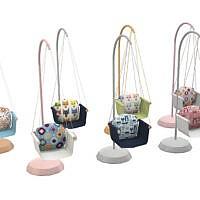 Functional Toddler Swing Chair By Pandasamacc