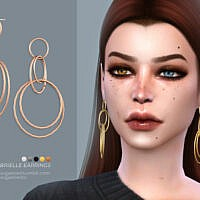 Gabrielle Earrings By Sugar Owl