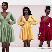 Lydia Dress By Sifix