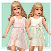 Sanna Dress By Lillka