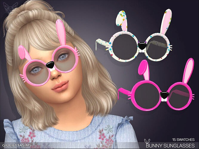 Bunny Sunglasses For Kids By Feyona