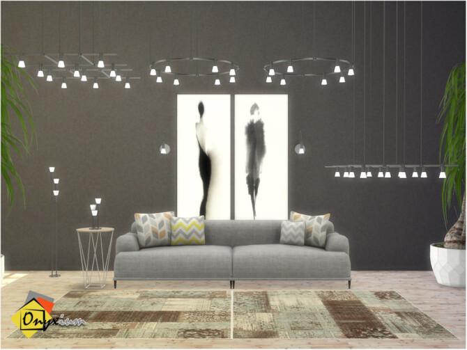 Sims 4 Alvaro Lightings by Onyxium at TSR