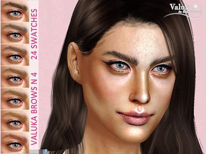 Brows N4 By Valuka