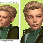Kevin Hairstyle Child By Merci