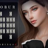 Earrings 47 By Bobur3