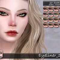 Eyeliner 17 By Tatygagg