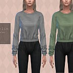 Caitlin Sweater By Pipco