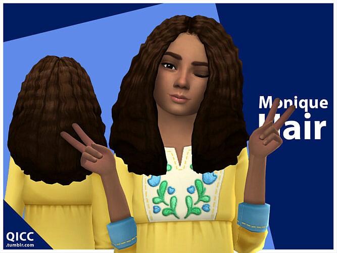 Monique Hair By Qicc