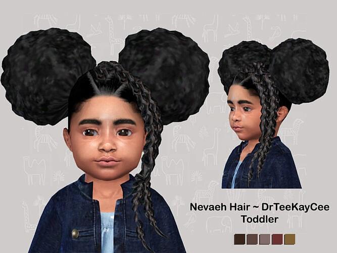 Nevaeh Hair Toddler By Drteekaycee