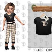 T-shirt C375 By Turksimmer