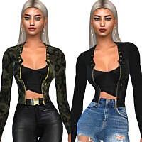 Casual Fit Jackets By Saliwa