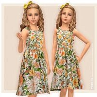 Thea Dress For Girls By Lillka
