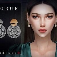 Earrings 48 By Bobur3
