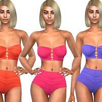 Colorful Bikinies By Saliwa