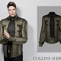 Collins Shirt By Turksimmer
